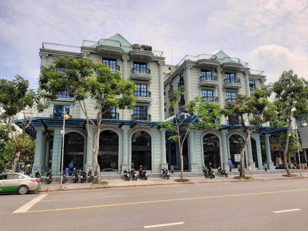 Biệt thự Phú Mỹ Hưng Q7